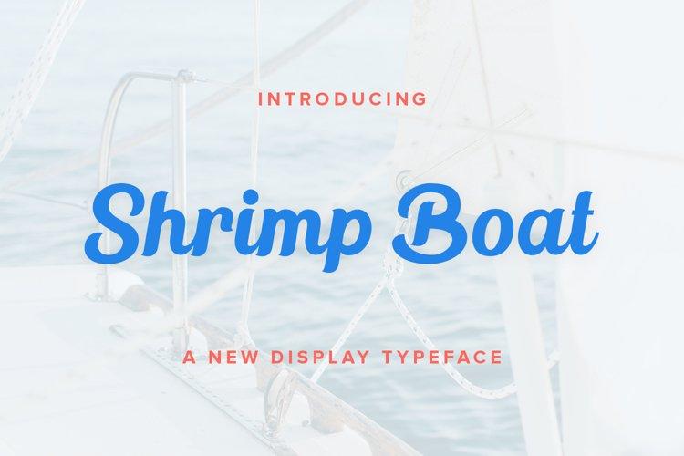 Shrimp Boat example image 1
