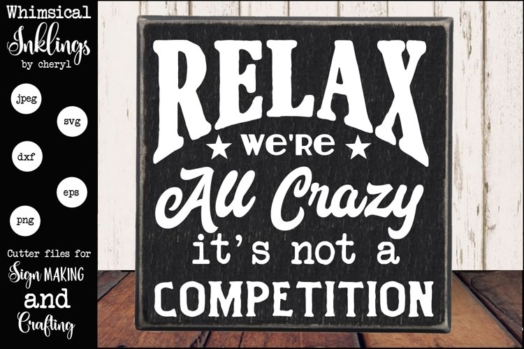 Relax SVG example image 1