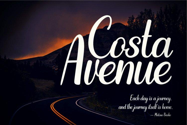 Costa Avenue