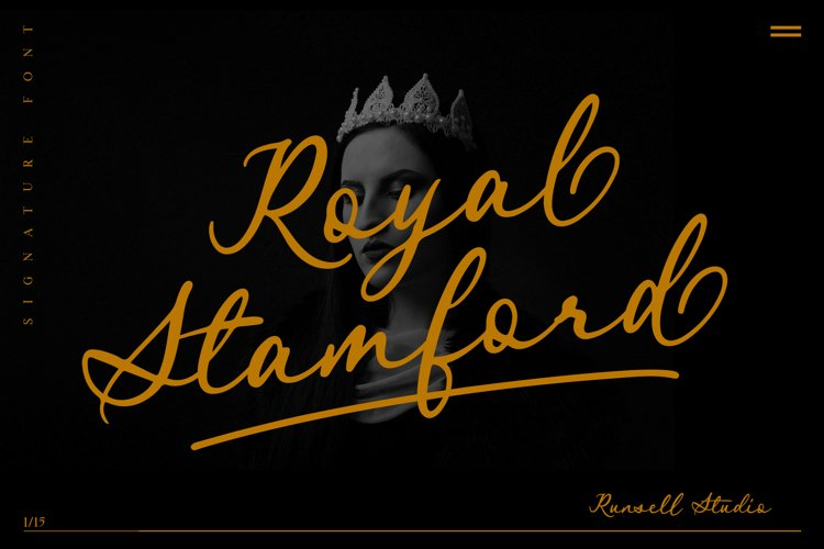 Royal Stamford example image 1