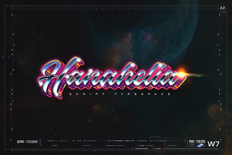 Hanahelia example image 1