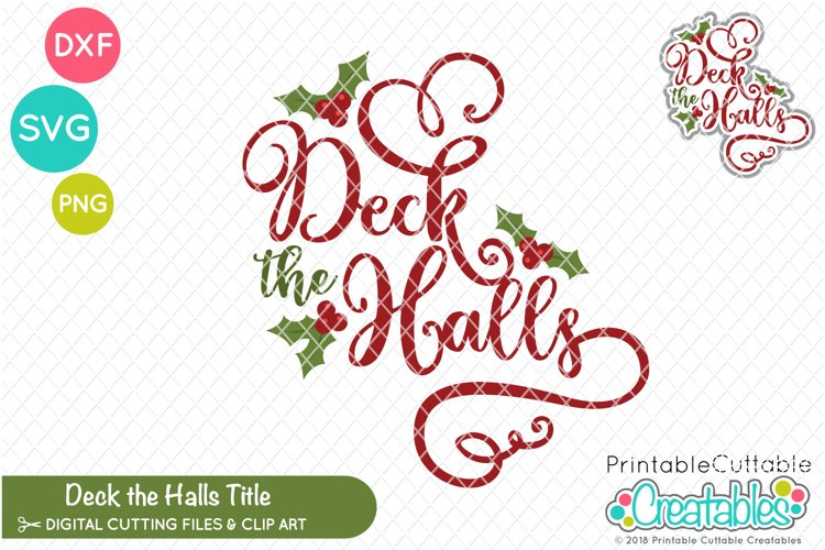 Deck the Halls example image 1
