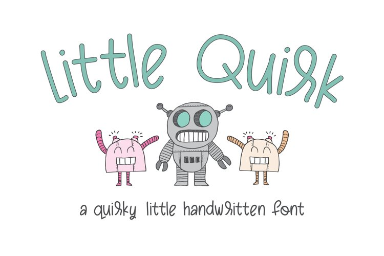 Little Quirk example image 1