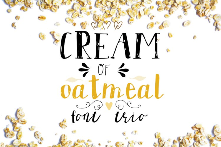 Cream of Outmeal