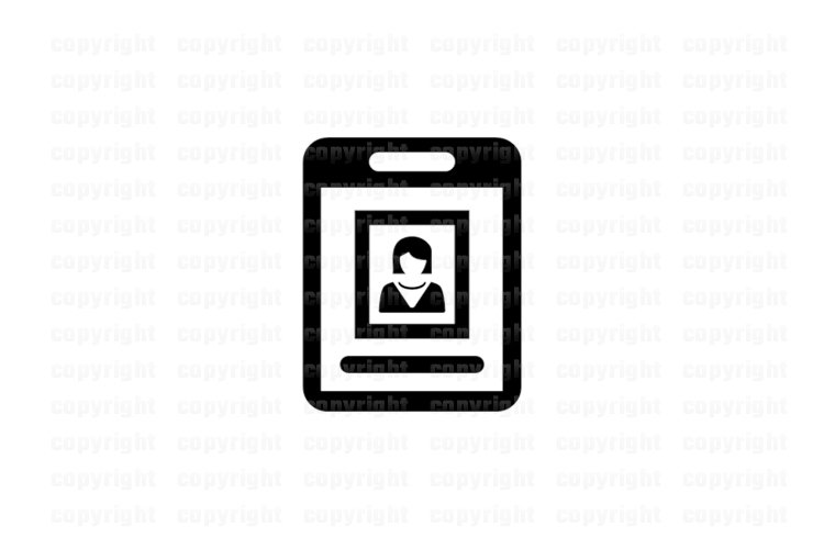 ID Card example image 1