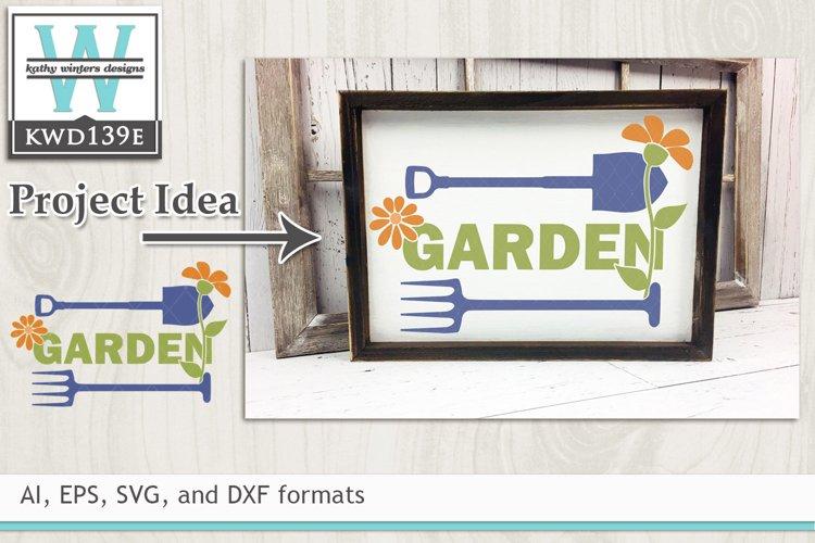 Gardening SVG - Garden