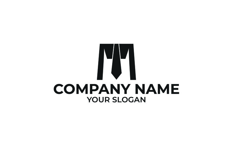 M Type Logo example image 1