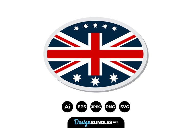 Australian Badges example image 1
