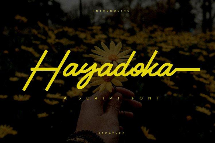 Hayadoka