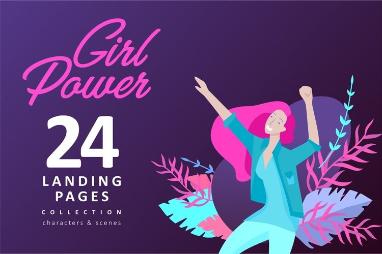 Girl Power Collection example image 1