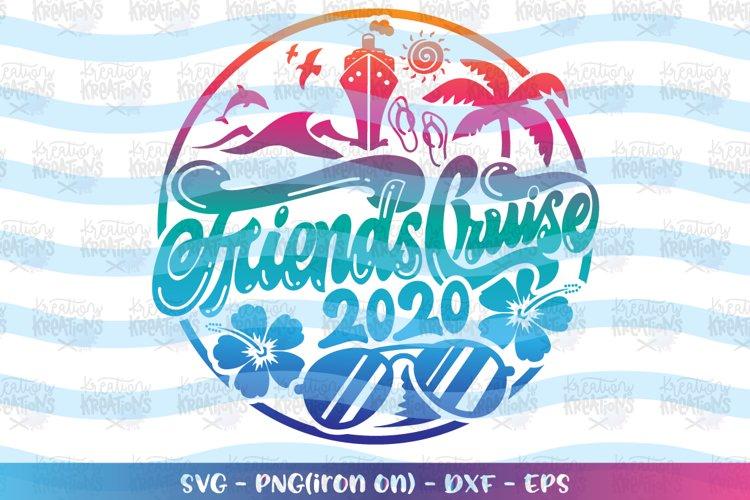 Cruise Ship svg Friends Cruise svg Beach summer Flip Flops