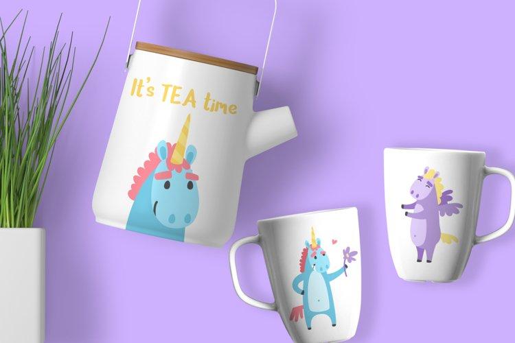 Emotional Unicorn Set example 5