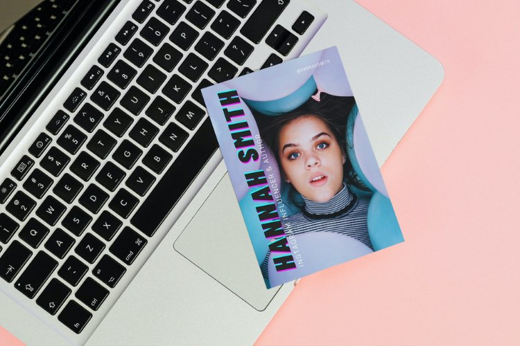 Instagram Influencer Media Kit Canva Templates example 1