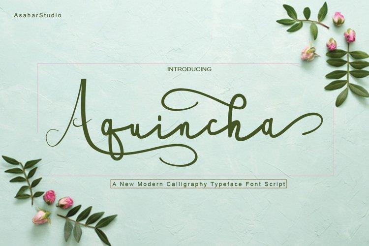 Aquincha example image 1