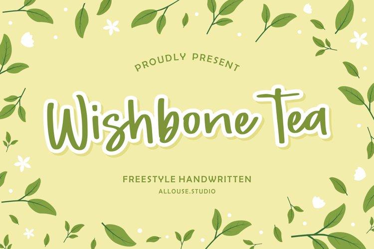 Wishbone Tea example image 1