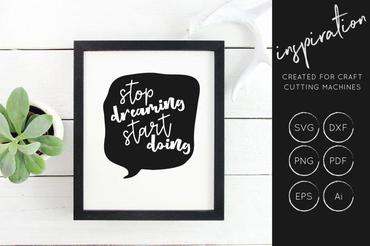 Inspirational Quotes SVG Cut File Bundle - Design Collection - Free Design of The Week Design3