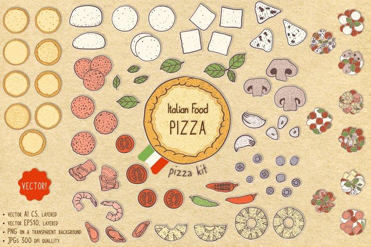 Fresh Pizza example image 1