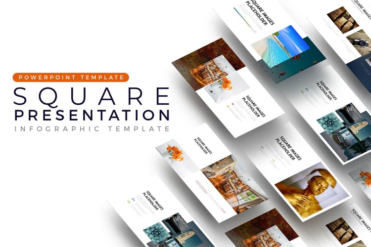 Square Placeholder Presentation example image 1