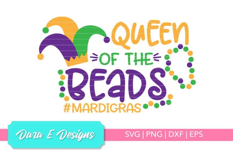 Mardi Gras SVG | Girl Mardi Gras | Mardi Gras Shirt Design example image 1