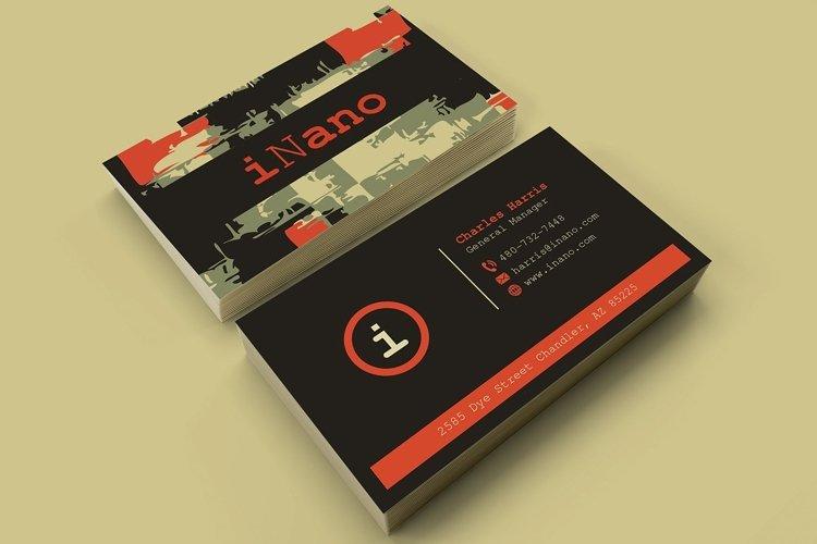Creative Business Card 18