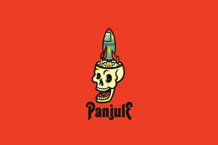 Panjule Logo Template