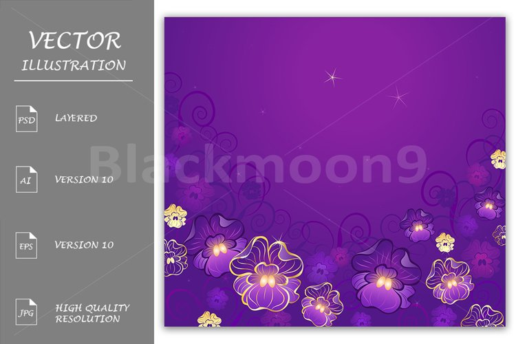 Luxurious Violet example image 1