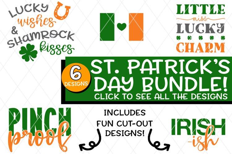 St Patricks Day SVG Bundle - Best Seller Bundle