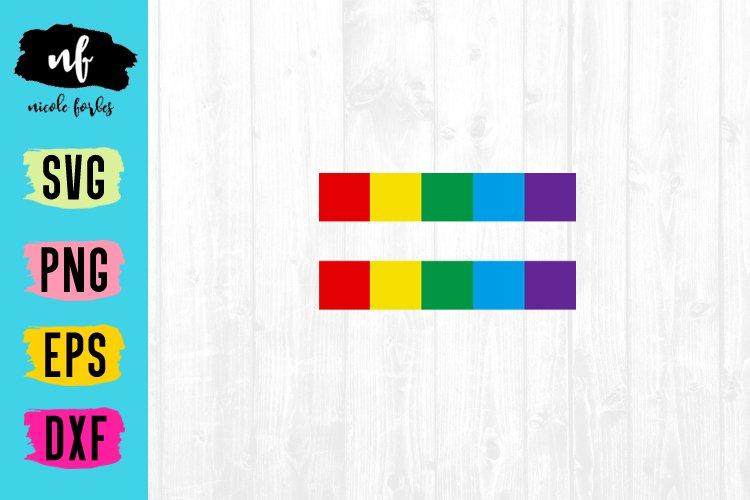 Equality Flag SVG