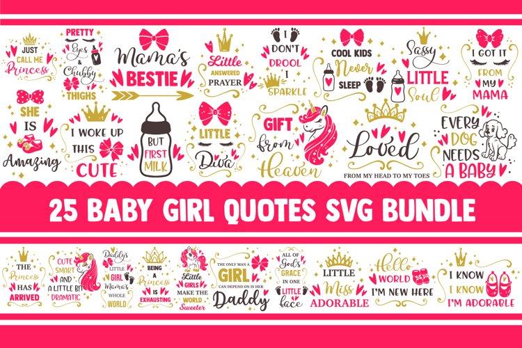 Baby girl SVG Bundle, baby svg, newborn svg, baby onesie svg