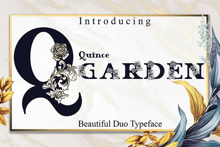 Quince Garden example image 1