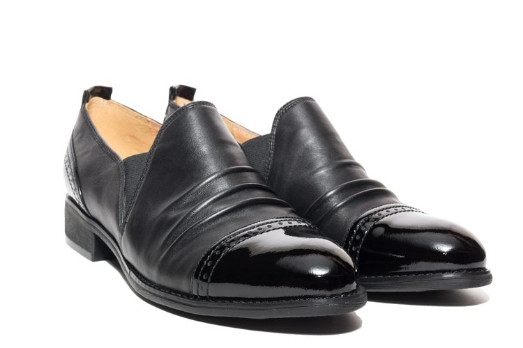 Shoes on a white background example image 1
