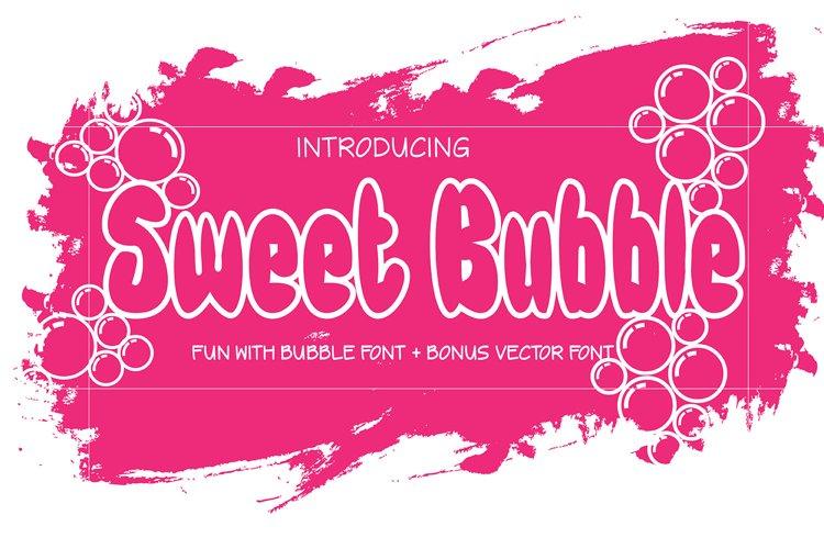 Sweet Bubble example image 1