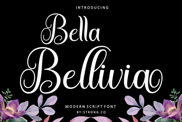Bella Bellivia example image 1