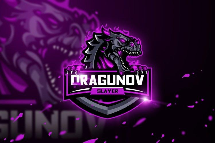 Dragunov Slayer - Mascot & Esport Logo