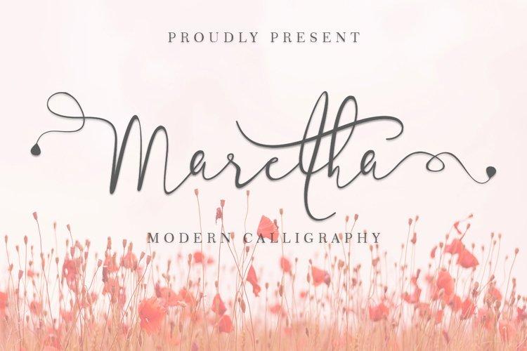 Maretha example image 1