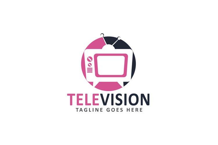 Television Logo Design. example image 1