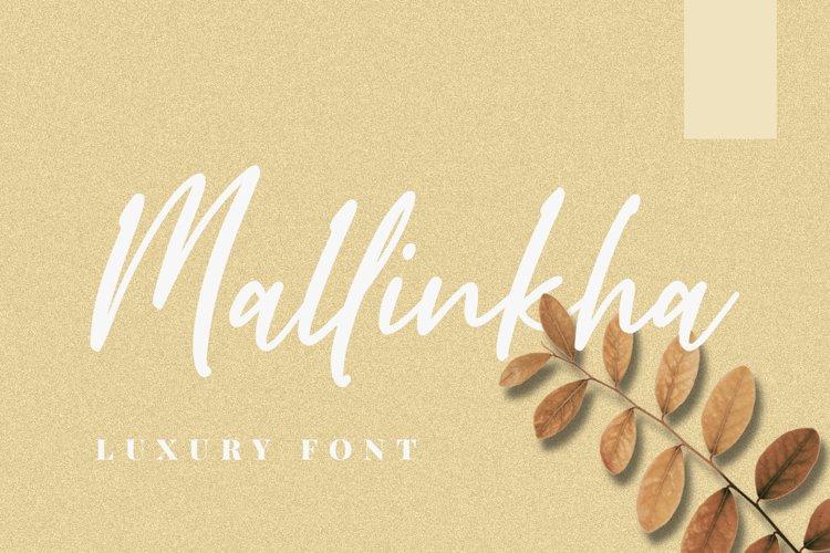 Mallinkha example image 1
