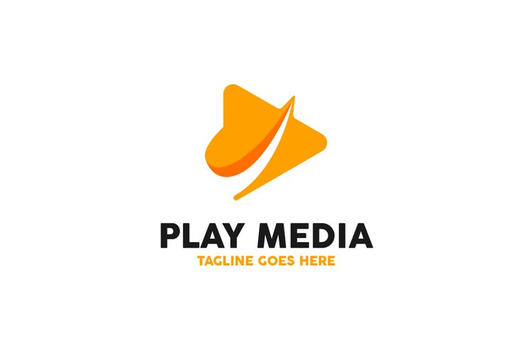 Play media Logo example image 1