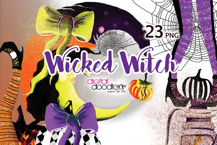 Wicked Witch example image 1