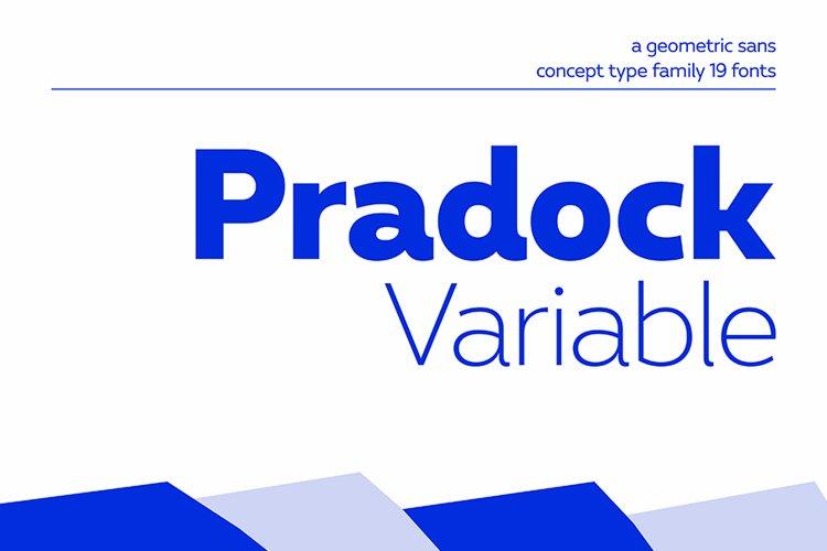 Pradock Sant Variable