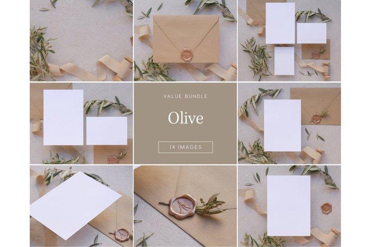 Olive Bundle - 14 Images