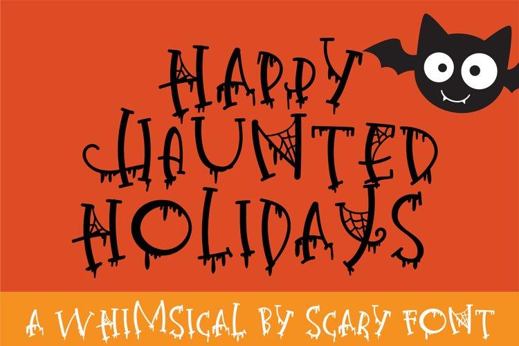 PN Happy Haunted Holidays example image 1