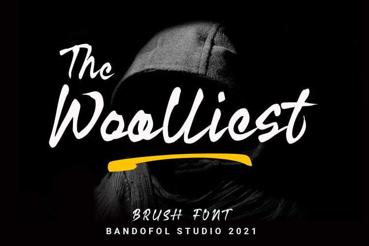 Woolliest brush example image 1