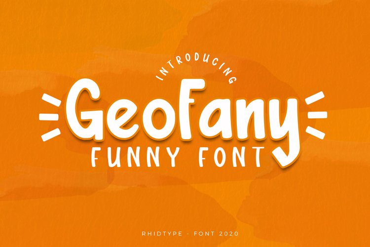 Geofany example image 1