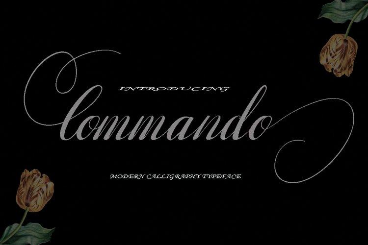 Commando example image 1