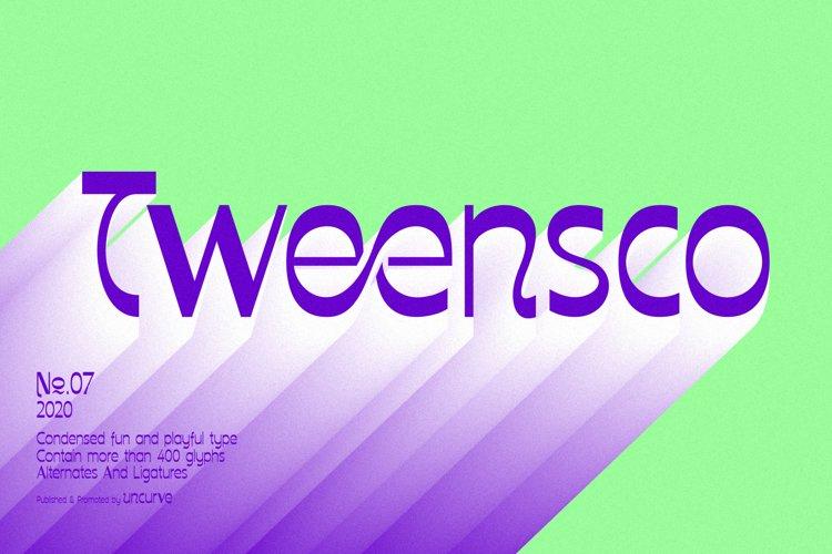 Tweensco example image 1