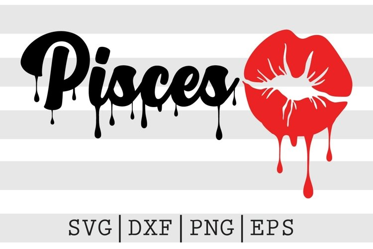 Pisces SVG example image 1