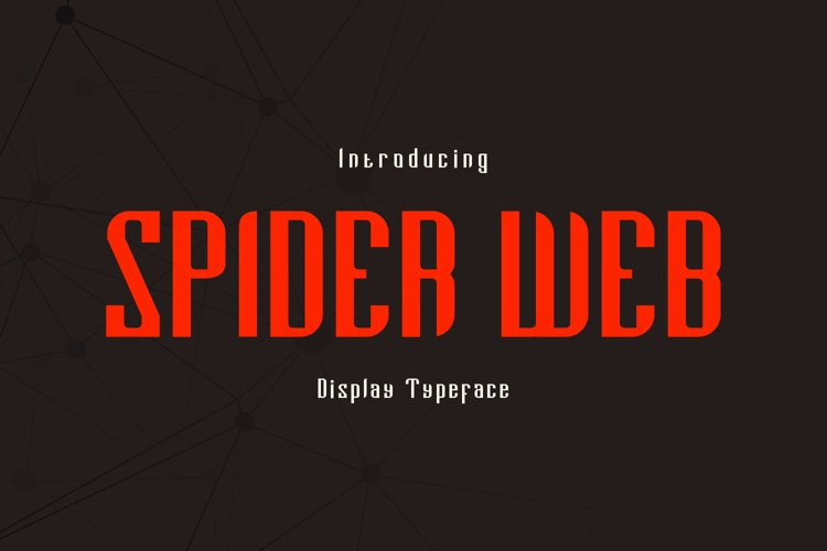 Spider Web example image 1