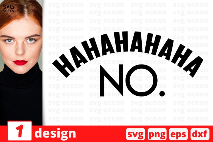 SASSY SVG CUT FILE | Sarcastic cricut | Girl saying example image 1