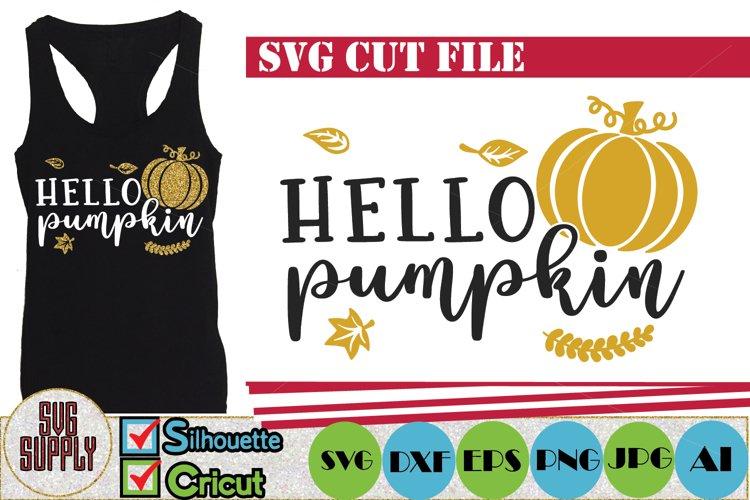 Pumpkin Quotes SVG Cut File
